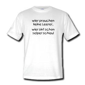 (Sprüche, T Shirt)