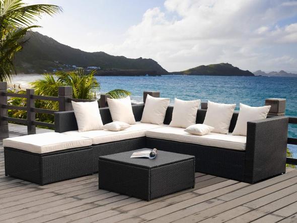qualit t der gartenst hle und dem gartenzubeh r aus dem. Black Bedroom Furniture Sets. Home Design Ideas
