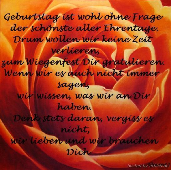Pin Gedichte Zum 80 Geburtstag Zum Vortragen on Pinterest