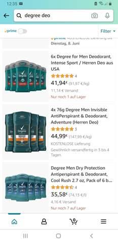 Which is best deodorem brand?