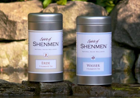 5 Elemente Tee - (Tee, Zimt)