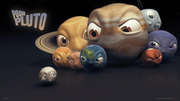 Mathias Pedersen - Poor Pluto - (Freizeit, Wissen, Bahn)