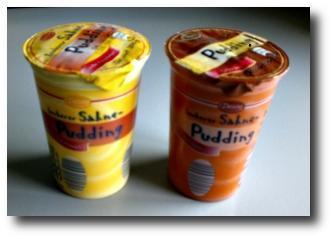 """Aldi """"Roma"""" - (essen, pudding)"""