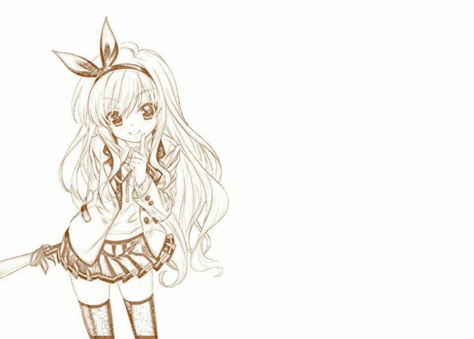 Lust zum zeichnen aber keine ideen anime manga - Zeichnen ideen ...