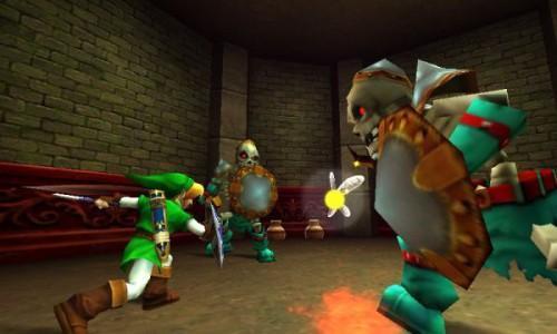 beiden gegner - (Games, Nintendo DS, Zelda)