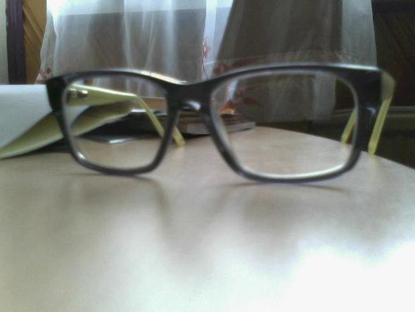 meine Nerd-Brille :P - (Mode, angesagt, nerdbrille)