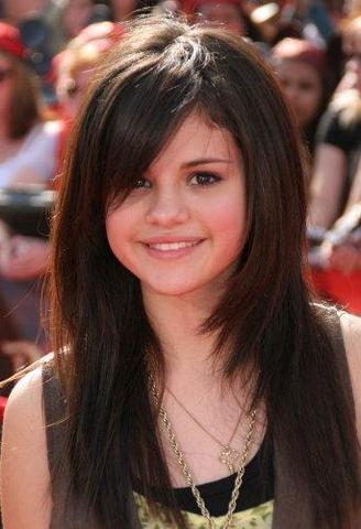 Selena Gomez Pony Haare
