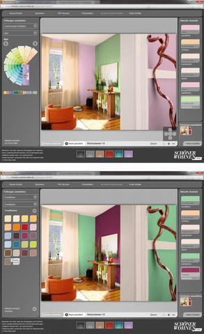welche wandfarbe zu mint farbe zimmer streichen. Black Bedroom Furniture Sets. Home Design Ideas