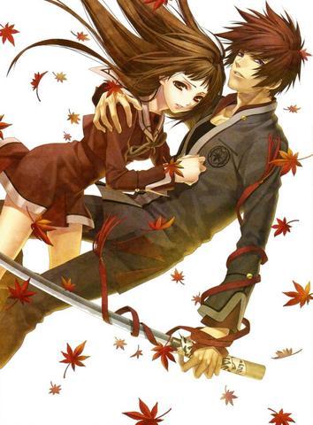 Hiiro no Kakera - (Anime, Romantik, Animes)
