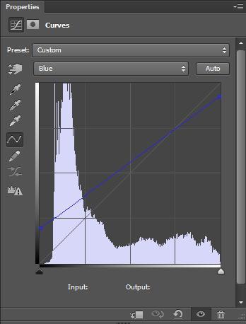 Gradationskurven für Tönung/Farbstich in den Tiefen - (Bilder, Farbe, Bearbeitung)