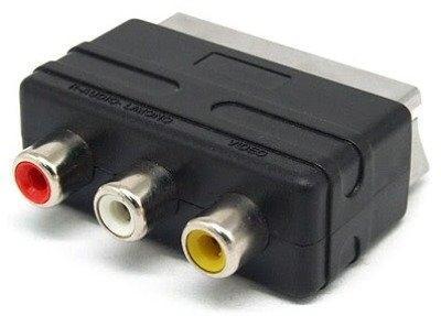 SCART Adapter - (Fernseher, Playstation 2)