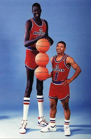 größter basketballer nba