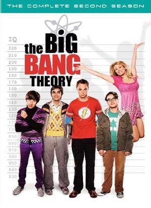 Staffel 2 - (IQ, big-bang-theory)