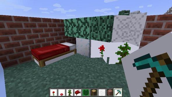 Screenshot - (Minecraft, Texturen)