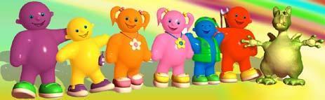 Jellabies - (Kinder, Serie, alt)