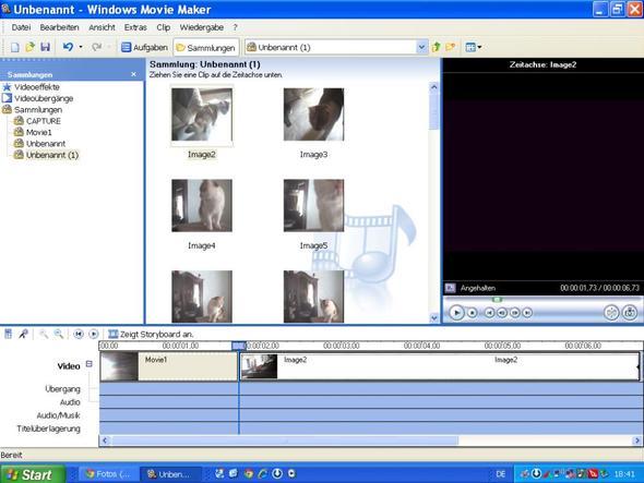 Bild und Video - (Computer, DVD, Datei)
