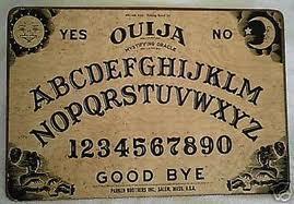 ouija board - (Freizeit, Folgen, Geisterbeschwörung)