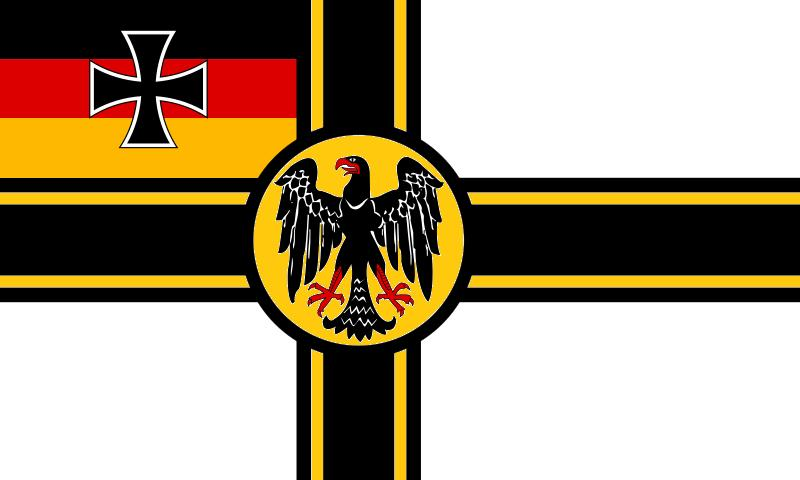Reichsflagge Verboten
