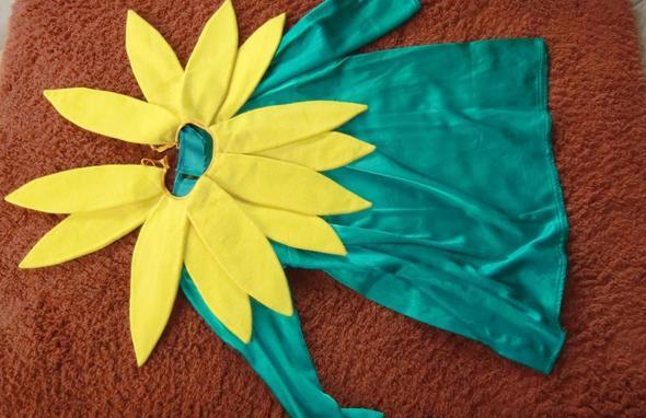 Sonnenblume - (basteln, Kindergarten)