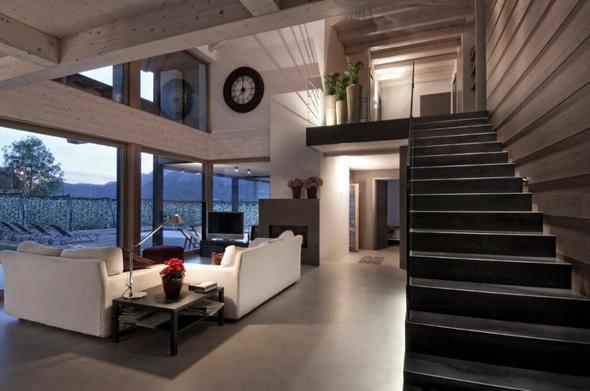 massiv oder holzfertigteil haus holz. Black Bedroom Furniture Sets. Home Design Ideas