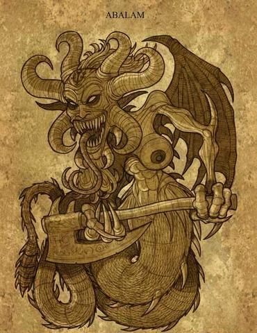 Abalam - (Teufel, Dämonen)