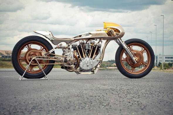 Thunderbike Painttless - (Sport, Auto, Motorrad)
