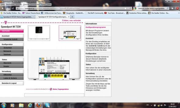 speedport w700v alice zugangsdaten Speedport w700v voip konfiguration-- wenn man nur die zugangsdaten eingibt speedport w700v über sphairon turbolink alice betreiben.