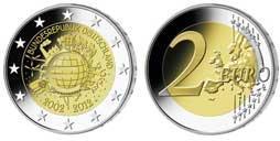 Besondere Münze Geld Euro Wert
