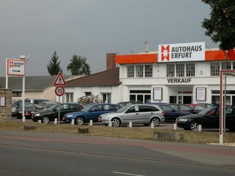 MW Autohaus Erfurt - (Recht, Auto)