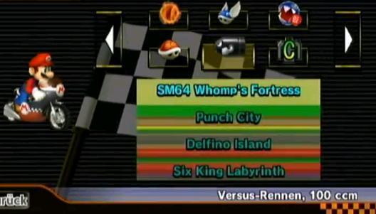 Mario Kart Wii Iso Dolphin Tokasouth S Diary