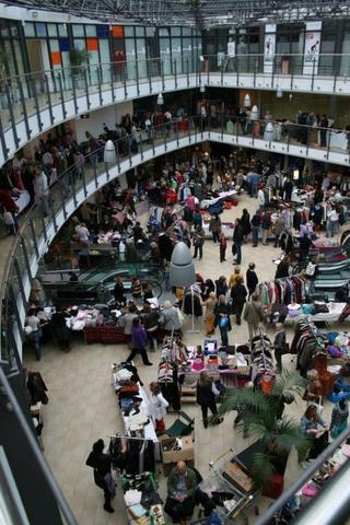 Markt in Volksdorf - (Geld, verkaufen, Hamburg)
