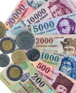 Ungarische Forint - (Währung, Ungarn)