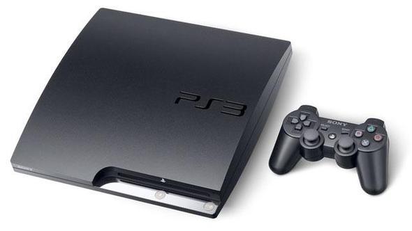 PS3 slim - (Sony, Playstation 3, 320 gb)