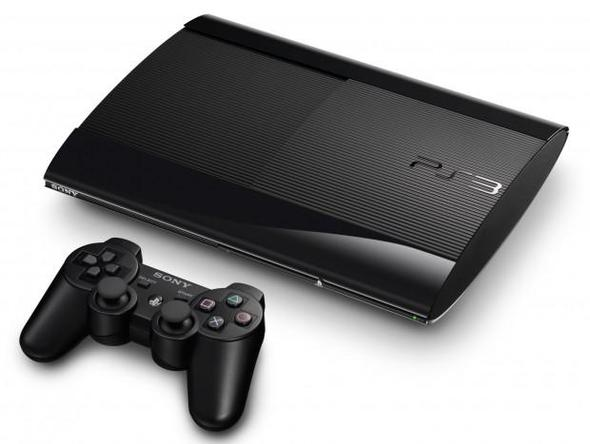 PS3 super slim - (Sony, Playstation 3, 320 gb)