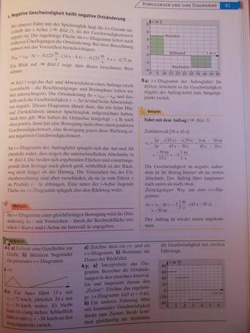 Dorn-Bader Physik 9 / 10 Schroedel S.81 - (Buch, Seite, fehlen)