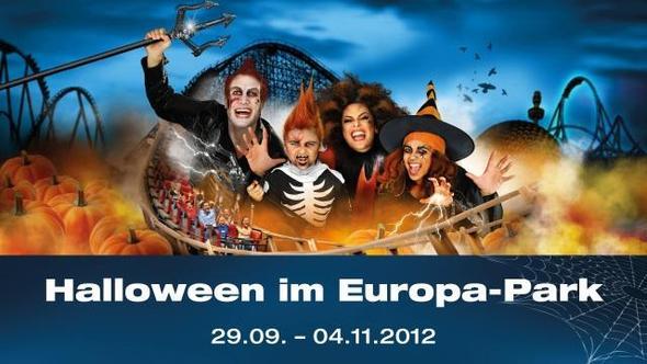 Halloween im Europa-Park 2012 - (dehnen, Europapark)
