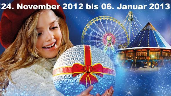 Weihnachten im Europa-Park 2012 - (dehnen, Europapark)
