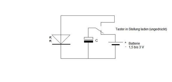 LED-Blitzer - (Physik, Elektronik, LED)