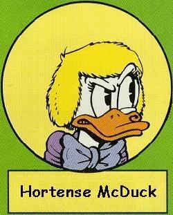Wie Heißt Die Mutter Von Donald Duck Comic