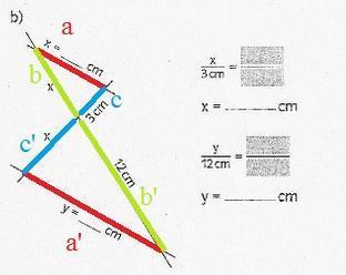 Strahlensatz - (Mathe, Mathematik)