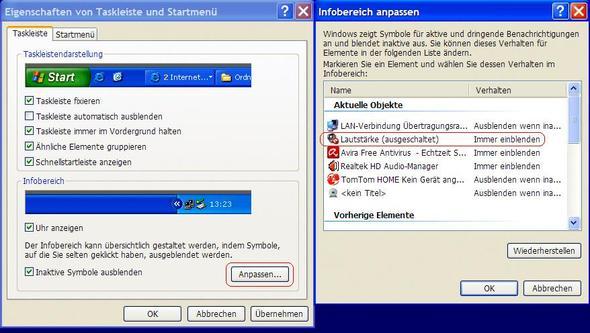 Bildbeispiel - (Computer, Windows XP)