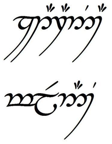 Schriftart - (Uebersetzung, Tattoo)