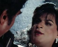 Sharukh Khan als Frau - (Shahrukh Khan, Bollywood film)