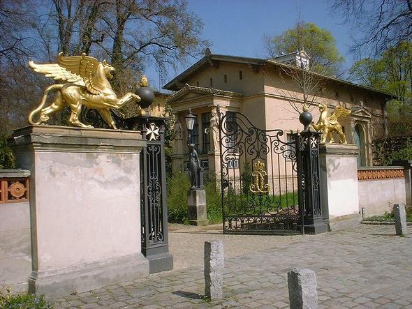 Schloss Glienicke Berlin - (Foto, Berlin, schöne bilder)