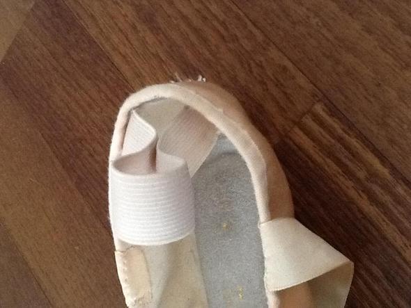 Spitzenschuh-Gummibänder - (Sport, Ballett, spitzenschuhe)