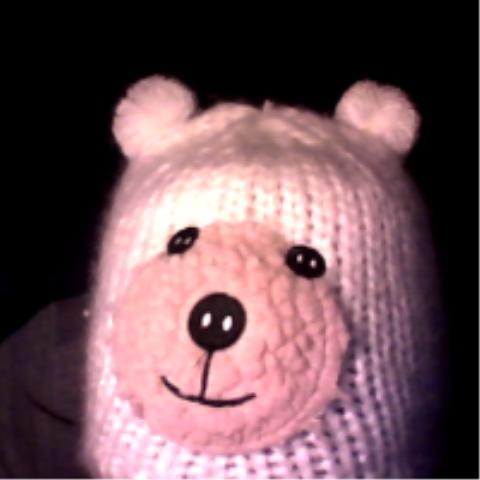 bärchen mütze - (Winter, Mütze)