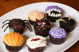 solche cupcakes z.B :) - (Party, Ideen, Halloween)