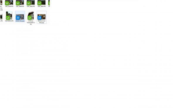 Windows Explorer Bildkacheln_2 - (Bilder, Windows Explorer)