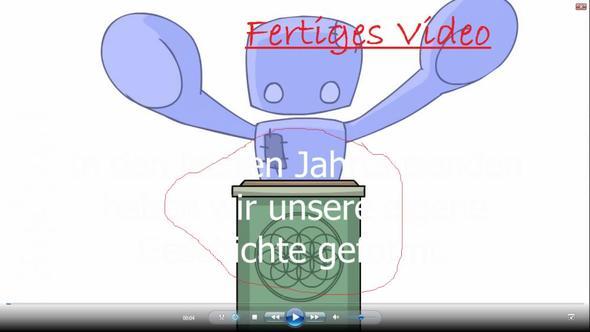 So allerdings im Video! :,( - (PC, Film, Youtube)