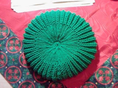 mütze stricken mit rundstricknadel maschen abnehmen